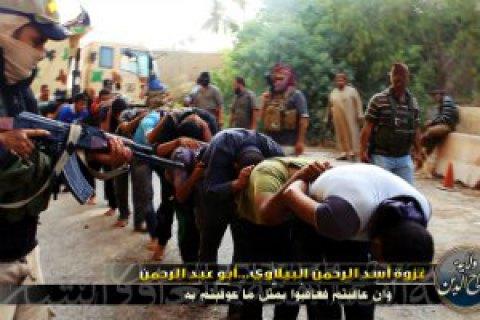 Резня вИраке: головорезы ИГИЛ казнили 85 мирных жителей
