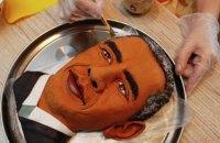 В России один из баров предложил посетителям на Хэллоуин съесть Барака Обаму
