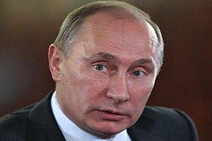 Путін просить залишити Євро-2012 у спокої