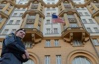 Російські спецслужби звинуватили в залякуванні американських дипломатів