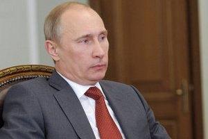 Путін: РФ вступає в СОТ на вигідніших умовах, ніж Україна