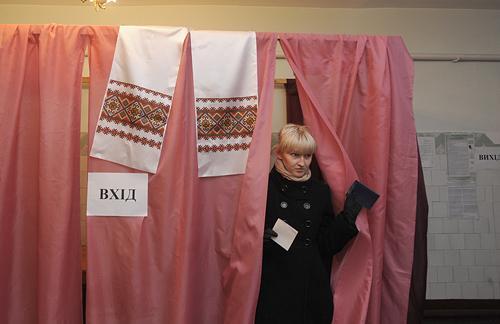 28 октября Украина определится с новым составом парламента
