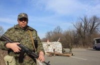 За день боевики 47 раз обстреляли позиции бойцов АТО