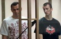 Верховный суд РФ отказал Сенцову и Кольченко в рассмотрении кассации