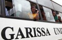 Авиация Кении нанесла удар по территории Сомали