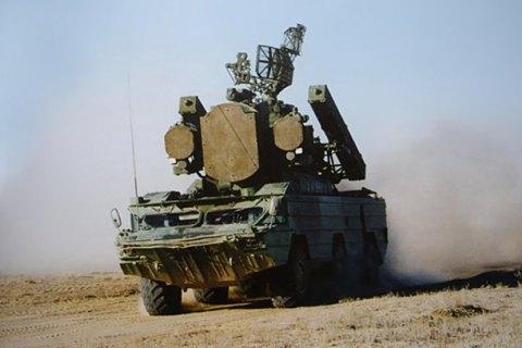 Россия перебросила в Сирию зенитные ракетные системы
