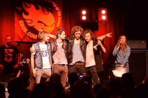 Українських рокерів визнали найкращим новим гуртом у світі