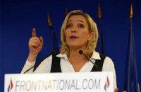 """Головна націоналістка Франції  голосуватиме """"проти всіх"""""""