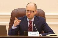 Яценюк потребовал честного расследования по делу патрульного