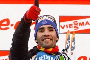 Фуркад выиграл спринт и Малый хрустальный глобус