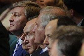 Королевский пасьянс. Игроки украинской политики во второй половине 2010 года