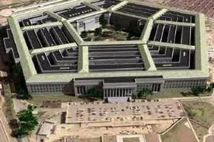 Пентагон: российские войска не уходили от границ Украины