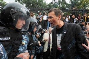 Половина украинцев готова идти на баррикады