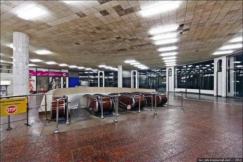 Настанції метро уКиєві шукали вибухівку