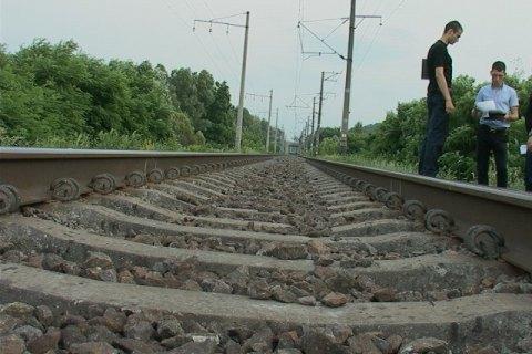 В Киеве поезд переехал молодого мужчину