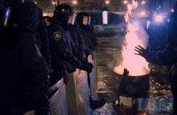 Солдаты внутренних войск в Киеве питаются хорошо, - командование