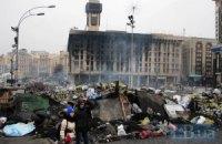 В субботу на Майдане начнут разбирать баррикады