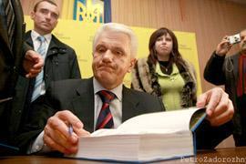 Литвин о деле Гонгадзе: следствие подтвердило, что я невиновен