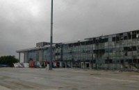 В Донецке слышны взрывы в районе аэропорта