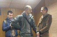 В Киеве активисты задержали сепаратиста