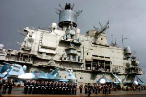 Кремль встановить постійну військово-морську базу вСирії