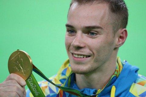Олег Верняев стал олимпийским чемпионом