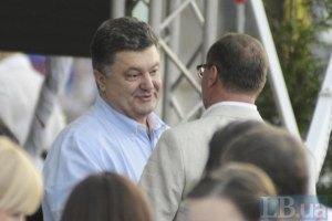Порошенко поедет на финал ЧМ по футболу, где может встретиться с Путиным