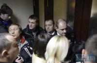 """В Киевсовете возникла потасовка между """"Свободой"""" и охранниками"""