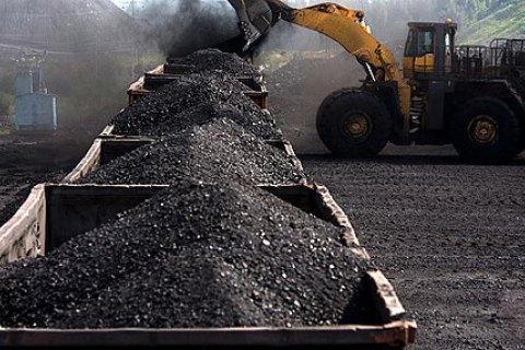 Россия сообщила о поставке Украине миллиона тонн коксующегося угля в январе