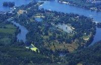Суд отменил решение Киевсовета о застройке острова Галерный