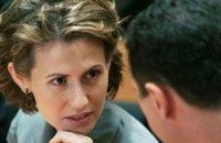 Дружини послів в ООН закликали дружину Асада зупинити насильство