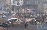 По Грушевского возобновлено движение автомобилей