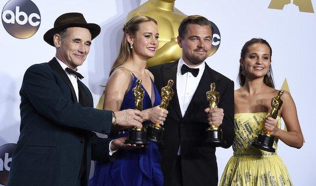 Оскари-2016: Леонардо ДіКапріо став найкращим актором року (список переможців) (фото)