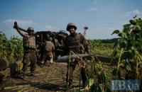 Артиллеристы 25-й бригады ответным огнем уничтожили минометный расчет террористов