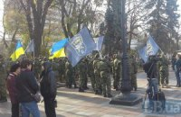 """Батальон """"Киев-1"""" требует разрешить бойцам голосовать в зоне АТО"""