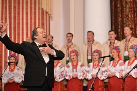 Помер керівник хору імені Верьовки