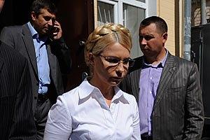 Тимошенко: Янукович приказал суду вынести приговор до 24 августа