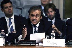Платини предложит Украине отдать России футбольный Крым