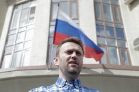 Навальный продемонстрировал «устрашающие ворота Ротенберга», пообещав добиваться ихсноса
