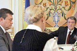 Ющенко назвал Януковича и Тимошенко валенками