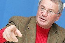 Депутату Яворивскому не разрешили проголосовать в Кировограде
