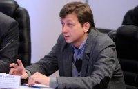 В украинской политике создалась закрытая каста, - Доний