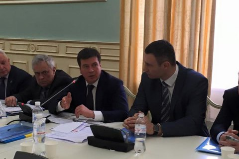Кличко со скандалом возглавил Ассоциацию городов Украины. Мэры протестуют (ДОКУМЕНТ)