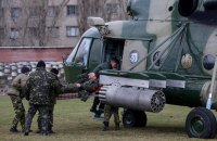 Сім військових загинули на Донбасі в понеділок