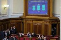 Госбюджет-2012 полностью готов к рассмотрению - Ефремов