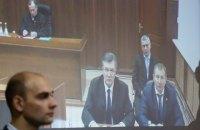 Янукович рассказал, как Турчинов давал команду развернуть его вертолет
