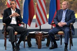 Путин заявил Обаме, что санкции навредят как России, так и США