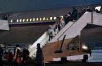 В Украину вернулись 10 эвакуированных из Йемена граждан, - МИД