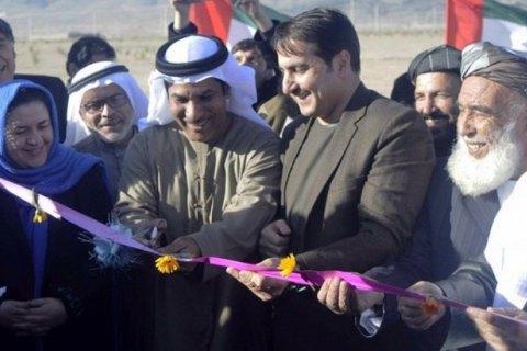 Під час вибуху в Афганістані загинули п'ять чиновників з ОАЕ