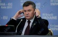 Люди выходят с протестами из-за просчетов власти, - Янукович